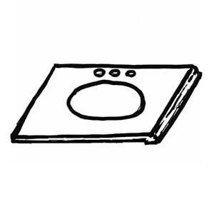 Prefabricated Countertops