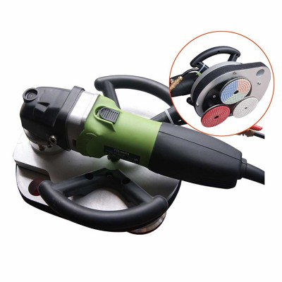 Countertop polishing machine