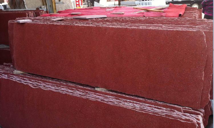 Sichuan red (3)-NBS STONE