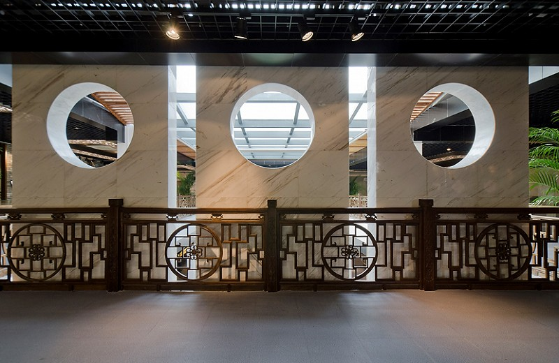 Fuzhou Museum-NBS STONE